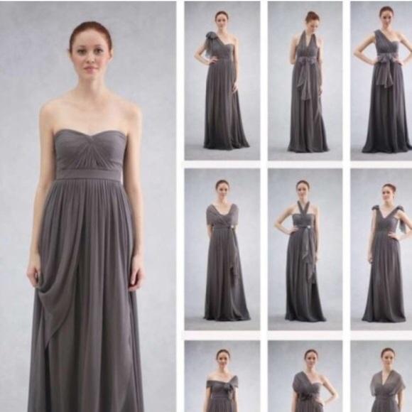 cbddc7333676f Jenny Yoo Dresses   Aidan Dress In Luxe Chiffon   Poshmark